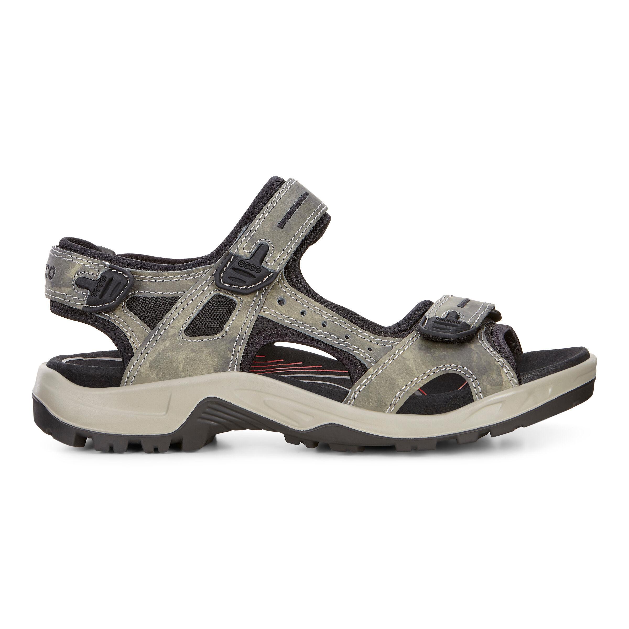 Men's Ecco® SandalHiking Sandals Shoes Ecco Yucatan KJFl1c