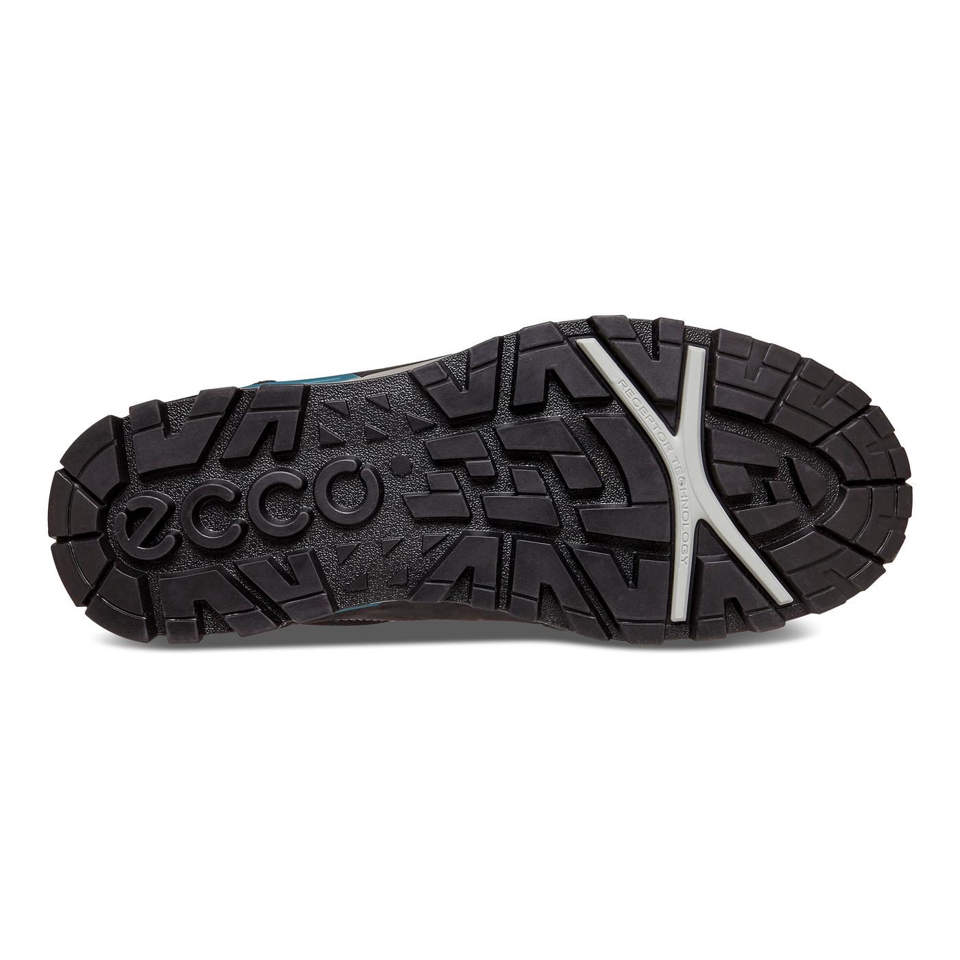ECCO Mens Oregon Retro Sneaker