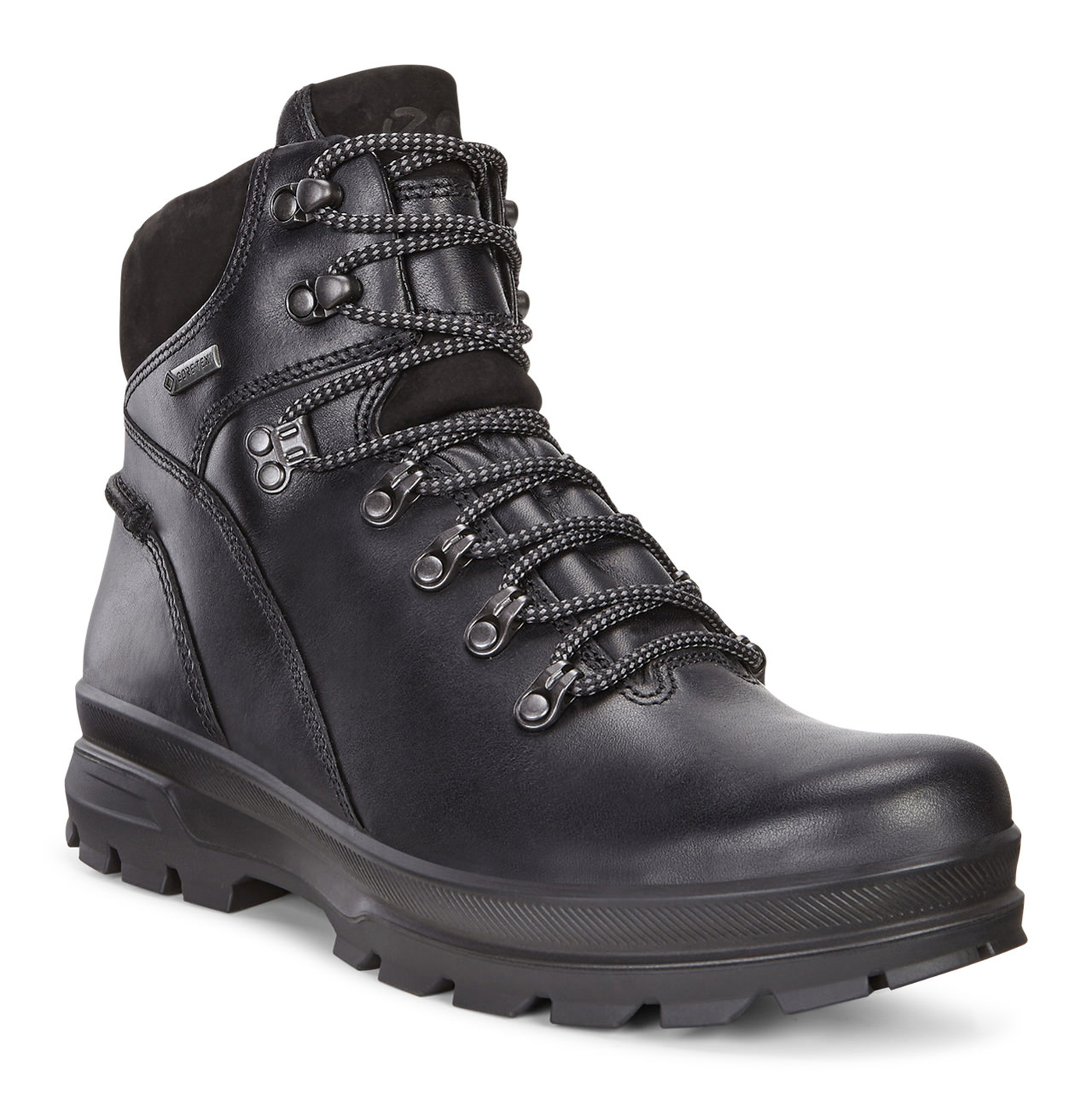 6fbe4cbcf027 ECCO Mens Rugged Track GTX High Top