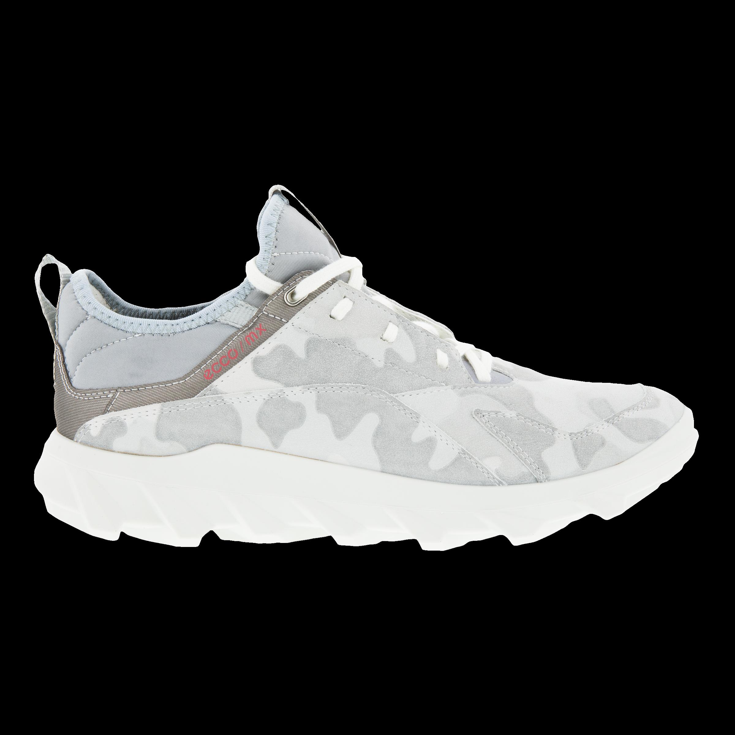 에코 MX 아웃도어 슈즈 ECCO MX Womens LOW Outdoor Shoes,WHITE/SILVER GREY