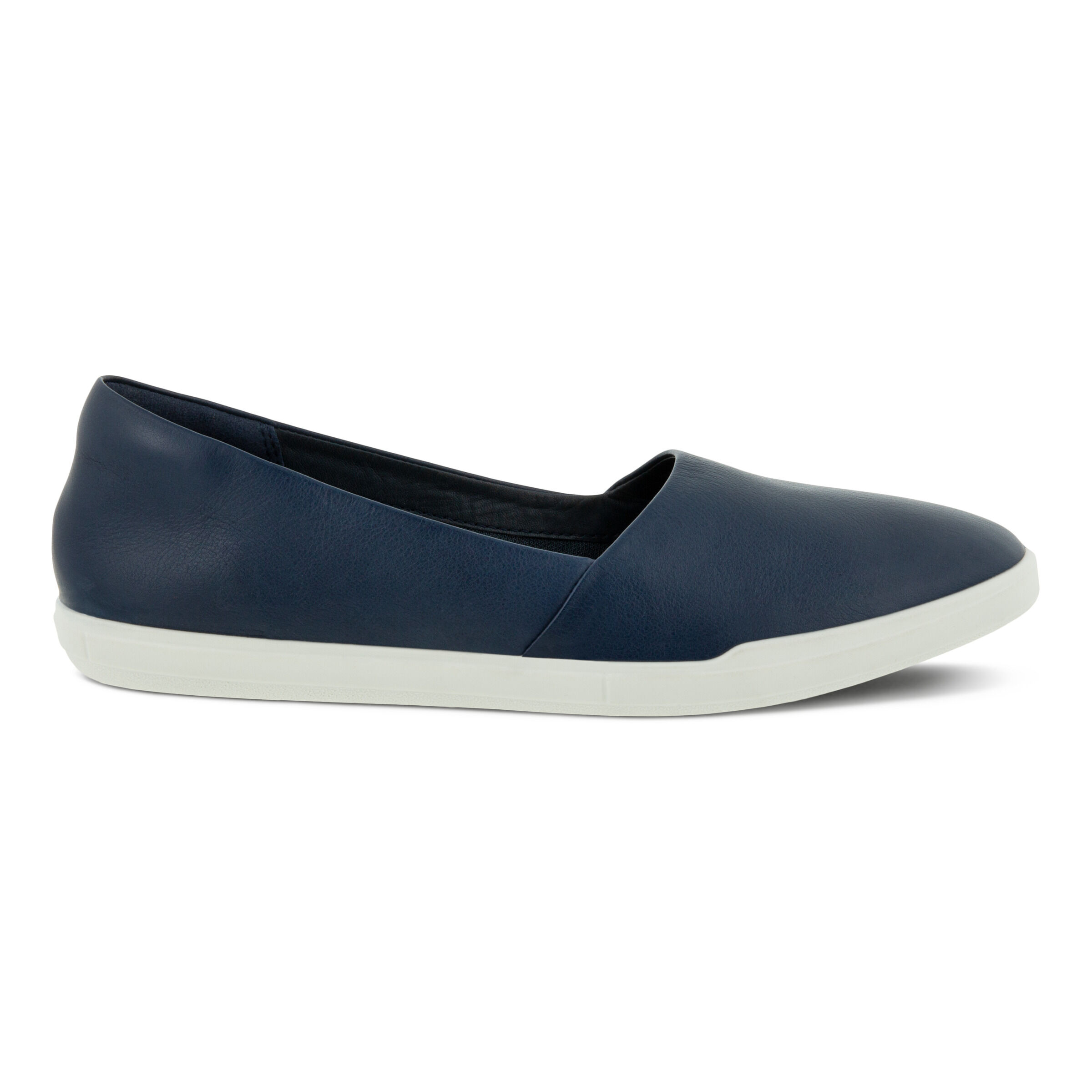 에코 ECCO Simpil Womens Loafers,MARINE