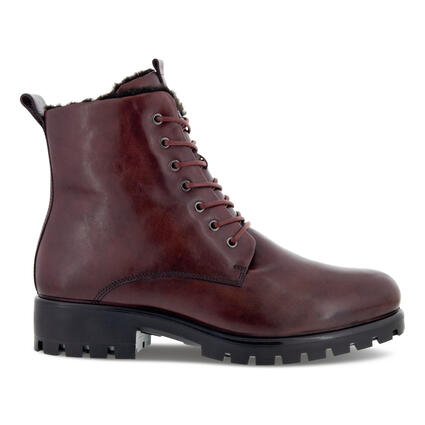 ECCO MODTRAY WOMEN'S LACE BOOT