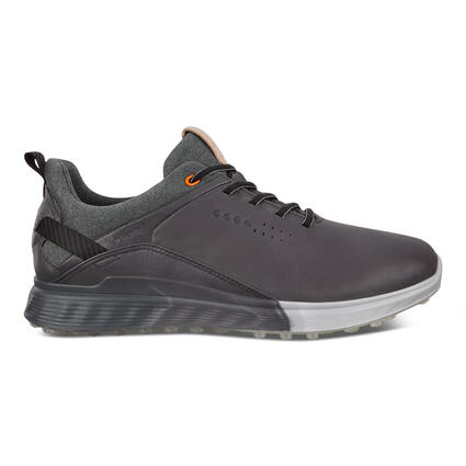 ECCO Men's S-Three Spikeless Golf Shoes