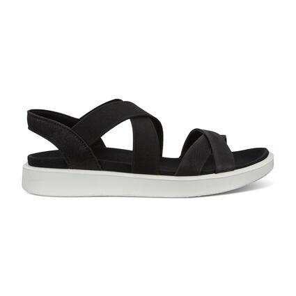 ECCO Flowt Women's Flat Strappy Sandals