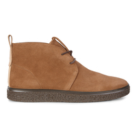 Deals on Ecco Mens Crepetray Ankle Boots