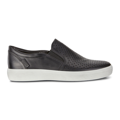 81d4fc38293d ECCO Mens Soft 7 Retro Slip On