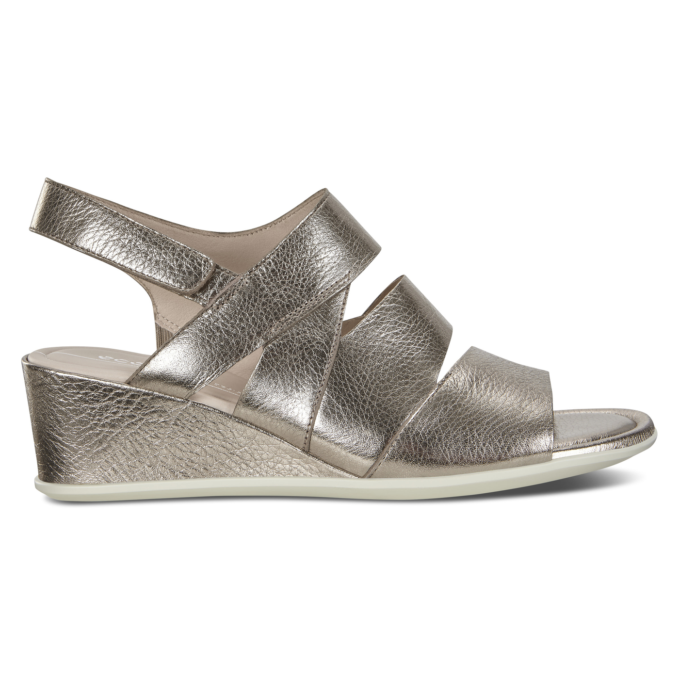 ECCO SHAPE 35 WEDGE SANDAL Heel