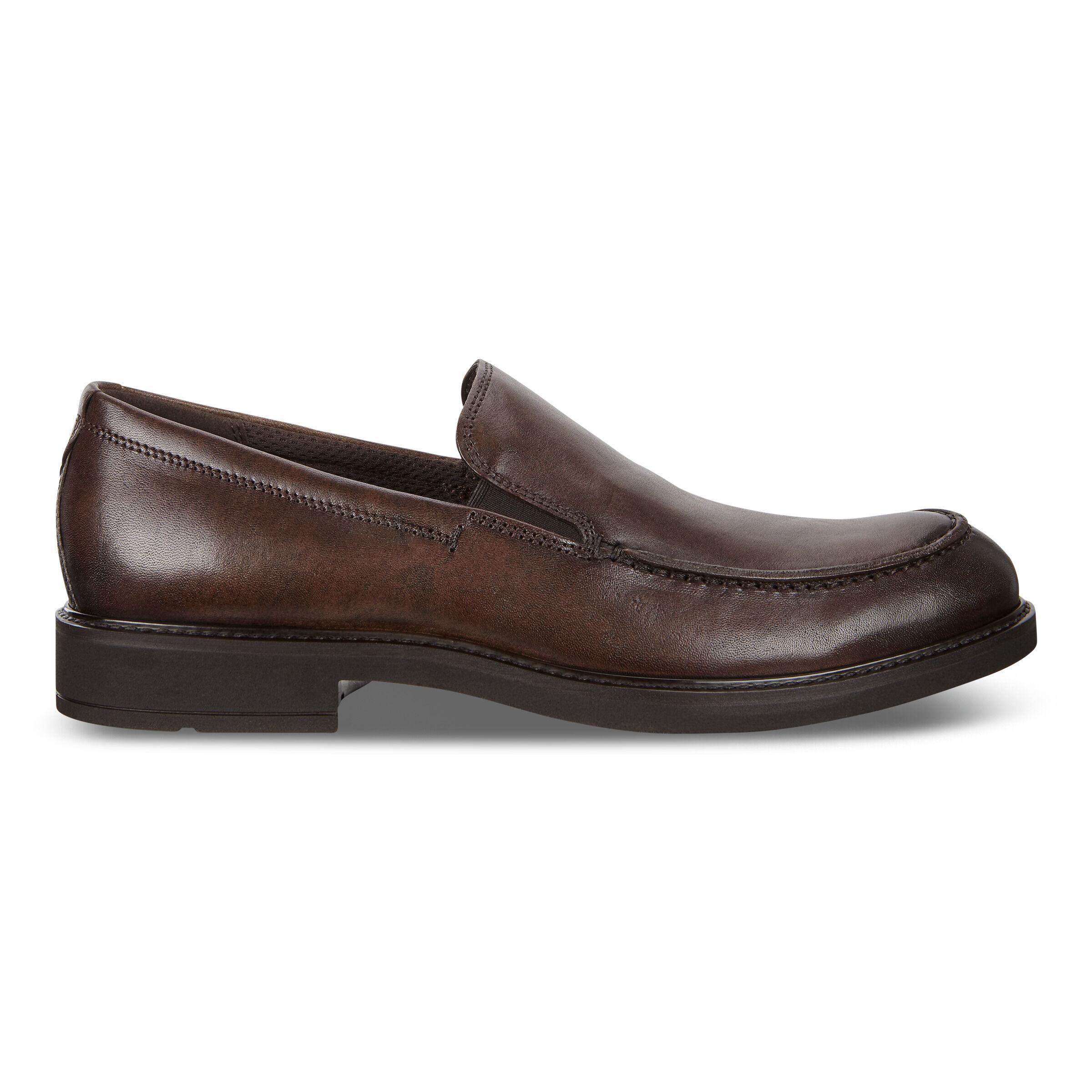 에코 맨 로퍼 ECCO VITRUS III Shoe,cocoa brown