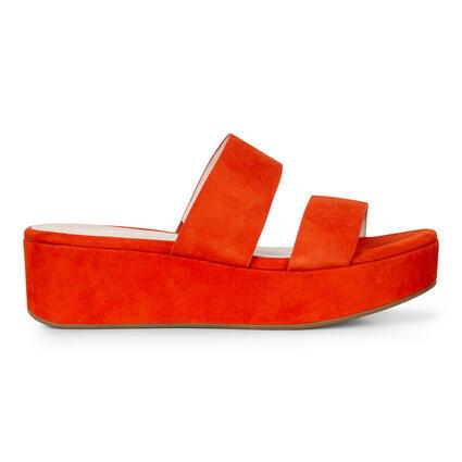 ECCO Elevate Plateau Flat Women's Sandals