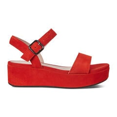 ECCO Plateau Flat Women's Sandal
