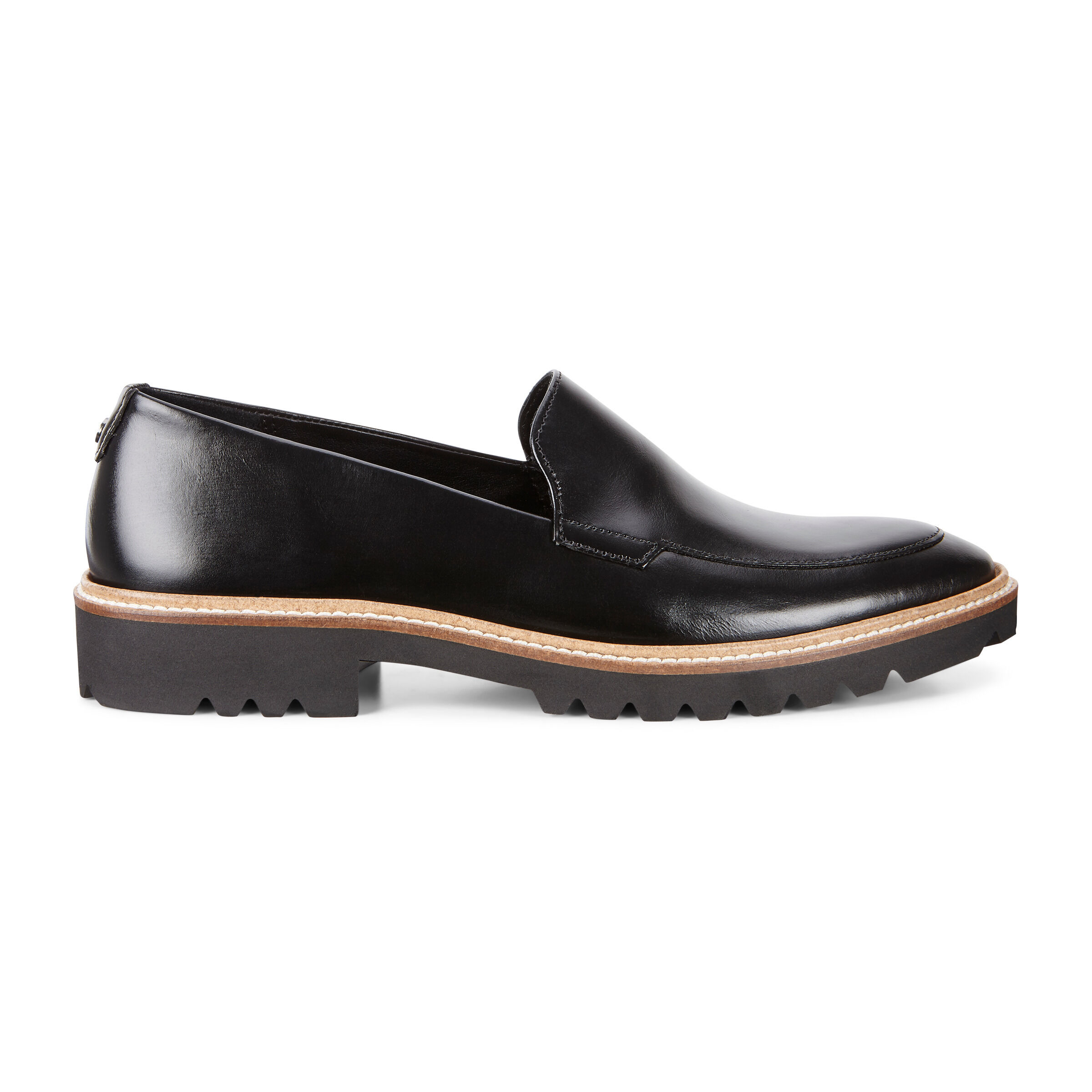 에코 ECCO INCISE TAILORED Womens Loafer,black