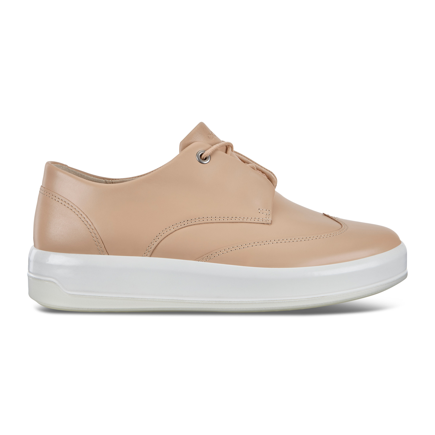 ECCO Womens Soft 9 Wing Tip