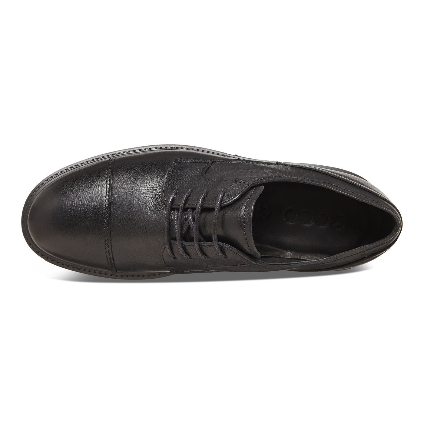 ECCO Knoxville Cap Toe Tie  c9baa37bdbe