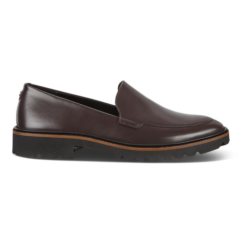 에코 ECCO INCISE TAILORED Womens Loafer,SHALE