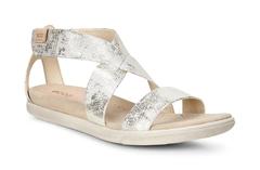 ECCO DAMARA SANDAL Flat Sandal