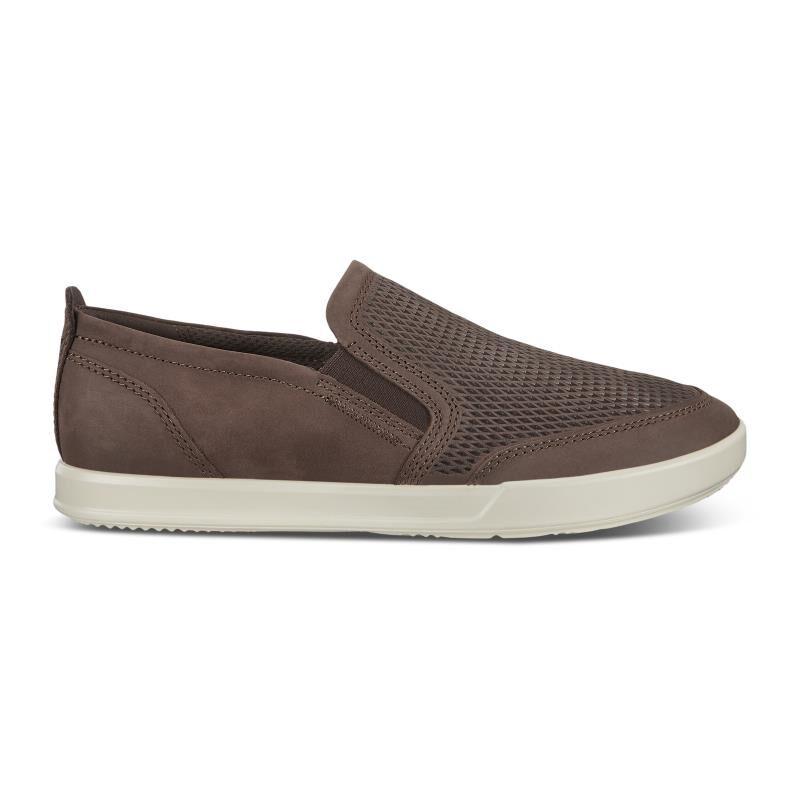 에코 ECCO Collin 2.0 Mens Shoes,MOCHA