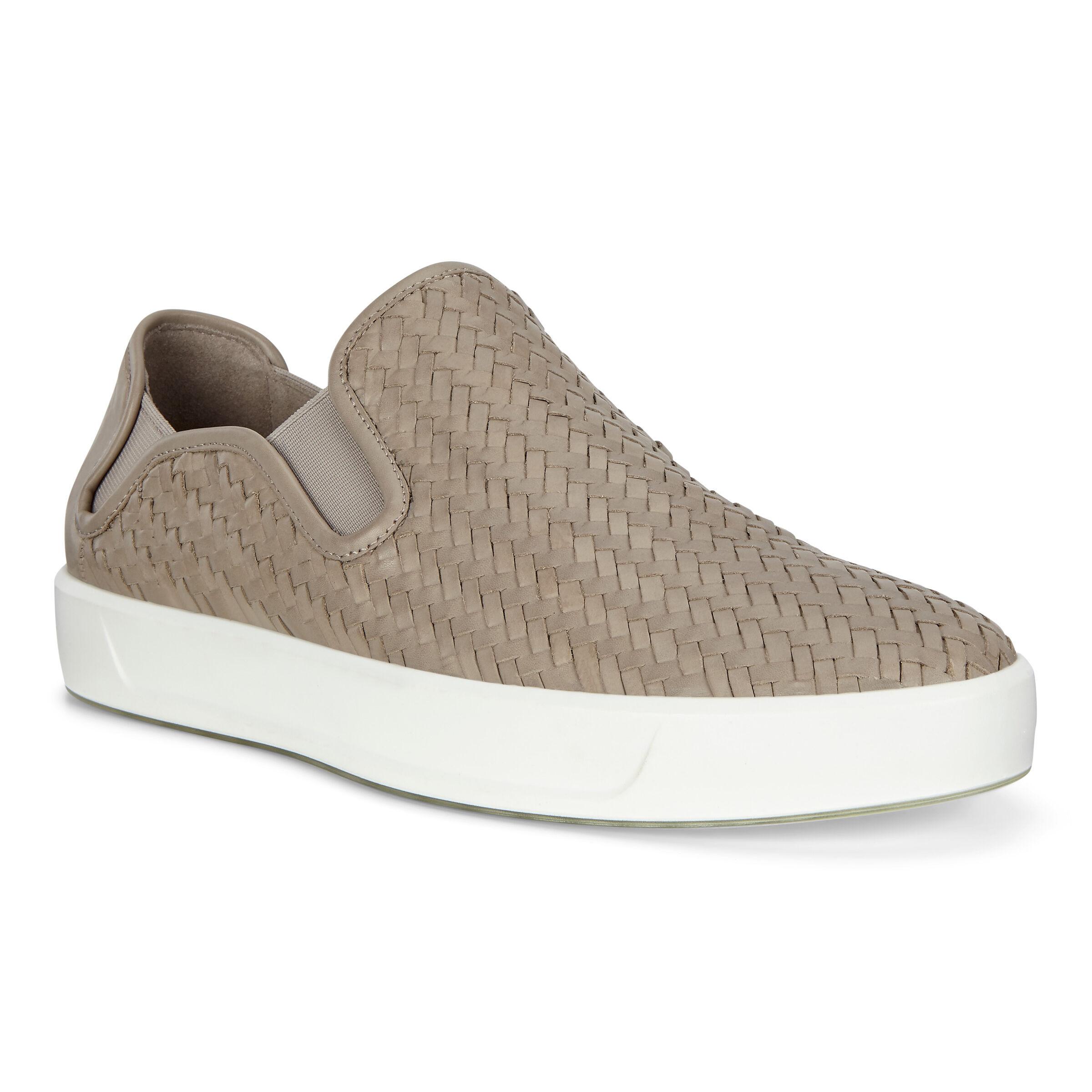 ECCO Soft 8 Mens Slip-on Sneaker