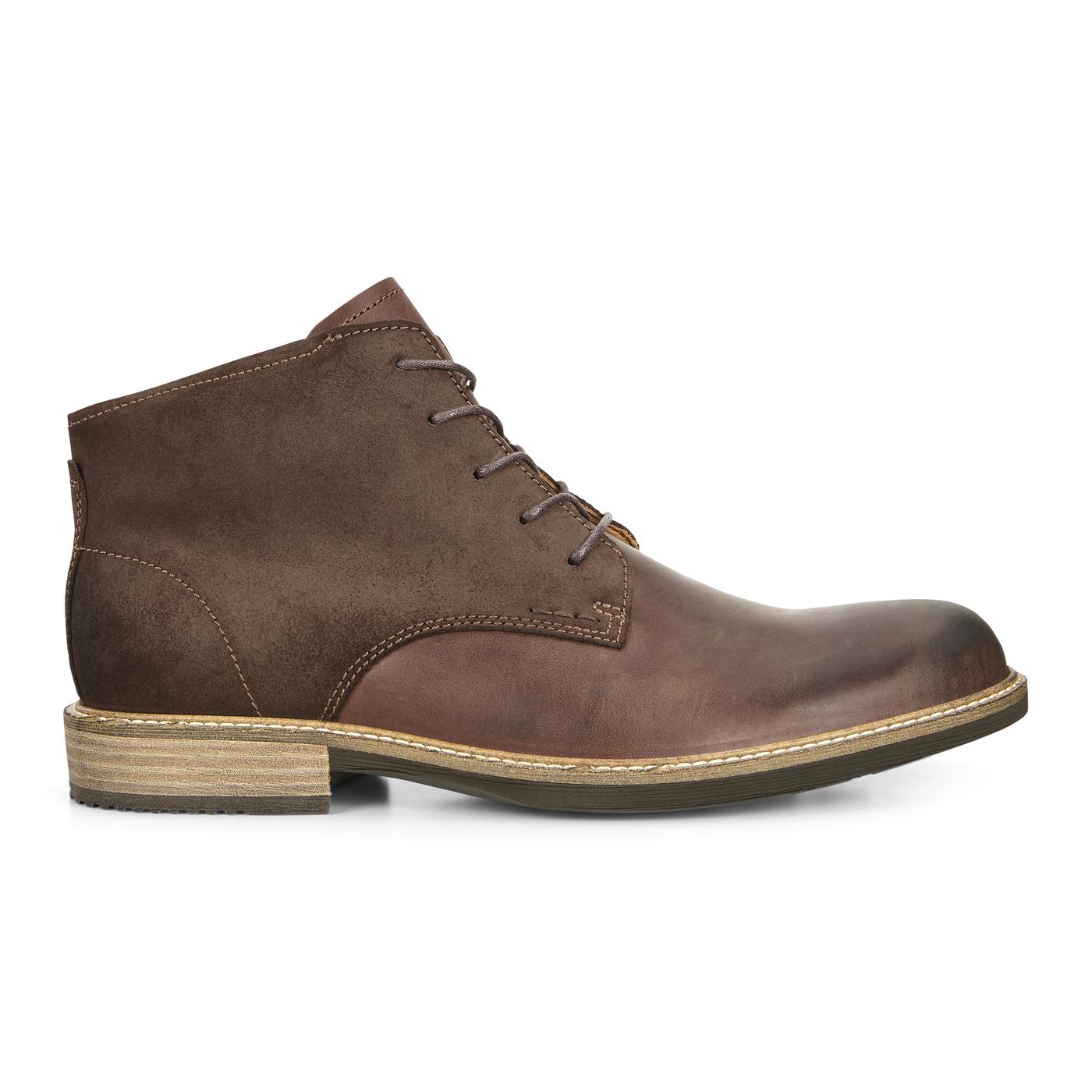 ECCO Kenton Plain Toe Boot