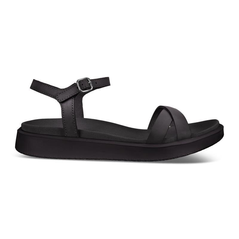 ECCO Yuma Crossover Staps Womens Sandal