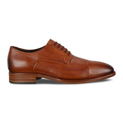 ECCO Vitrus Mondial Cap-Toe Derby Shoes