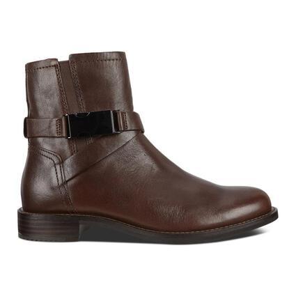 ECCO SARTORELLE 25 Women's Buckled Boot