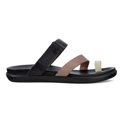 ECCO SIMPIL SANDAL Flat Women's Toe-Loop Sandal