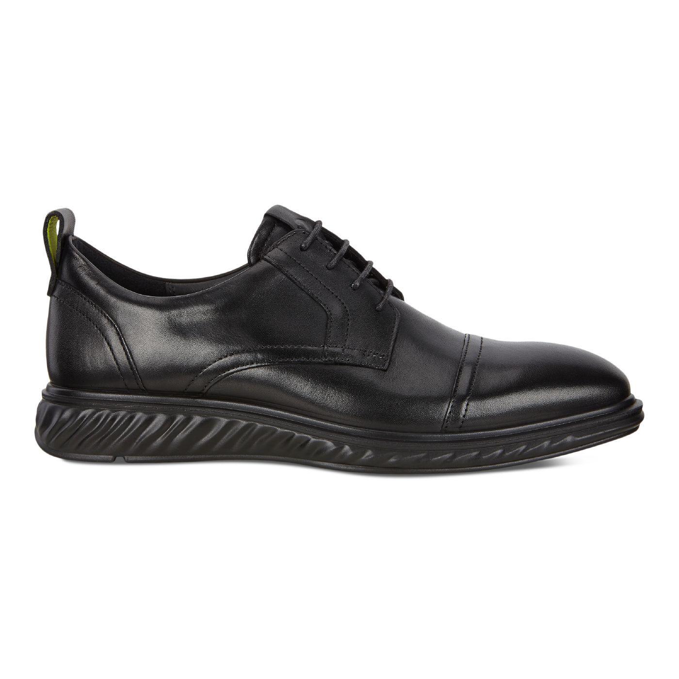 에코 ECCO ST. 1 HYBRID LITE Mens Shoes,BLACK