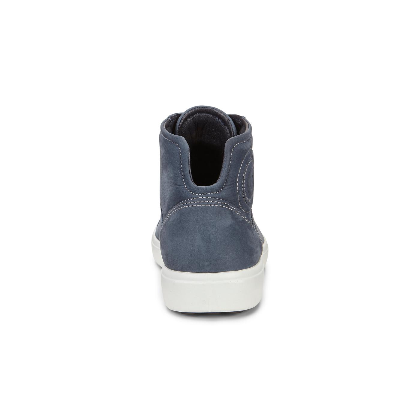49837d7d9e ECCO Men's Soft 7 High Top | Men's Casual Boots | ECCO® Shoes
