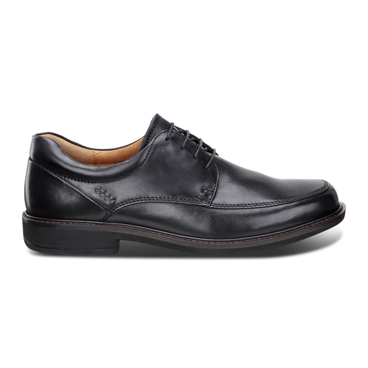 에코 ECCO Holton Apron Toe Tie,black