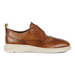 ECCO St. 1 Hybrid Lite Wingtip Brogue Shoes