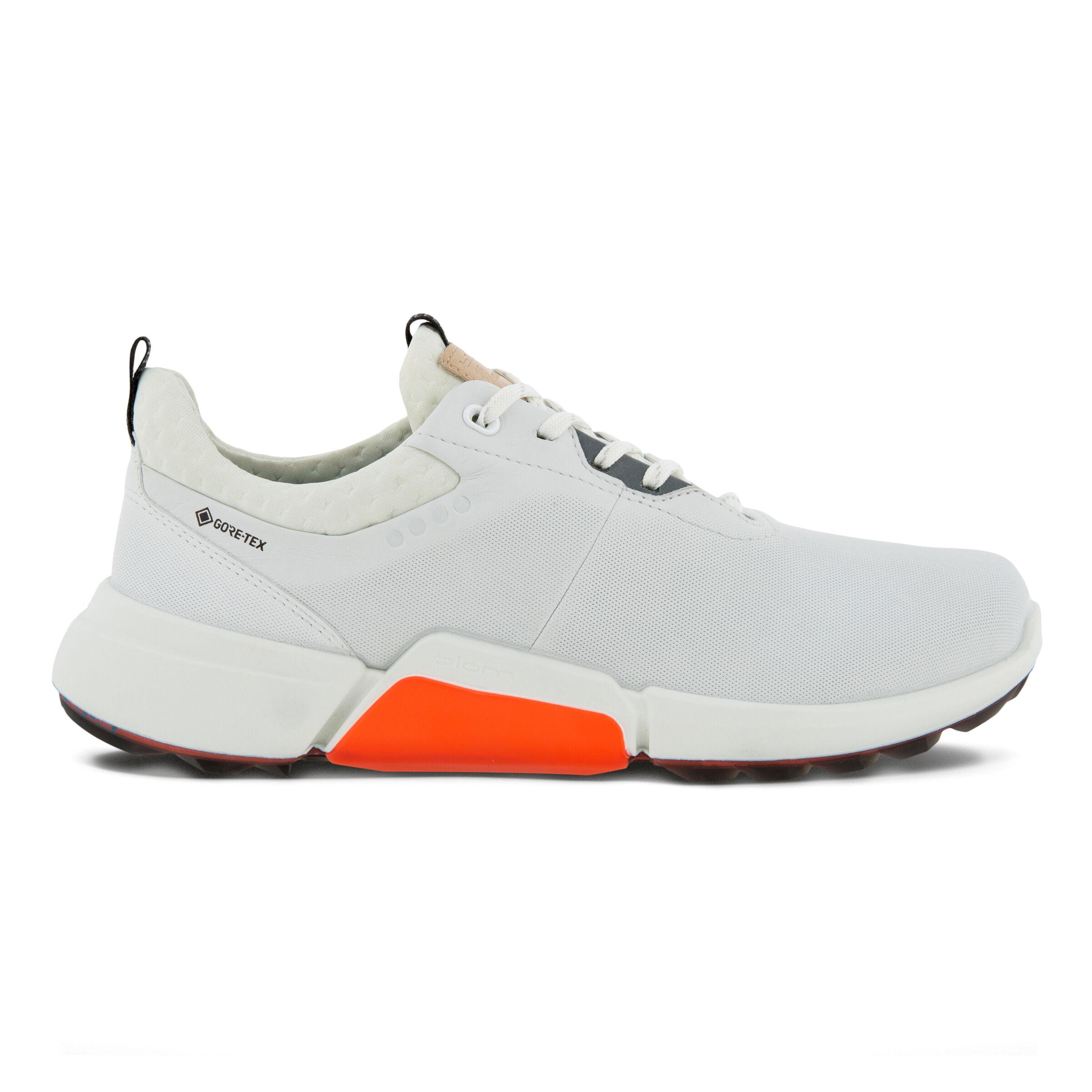 에코 우먼 골프화 ECCO BIOM H4 Womens Golf Shoe,WHITE