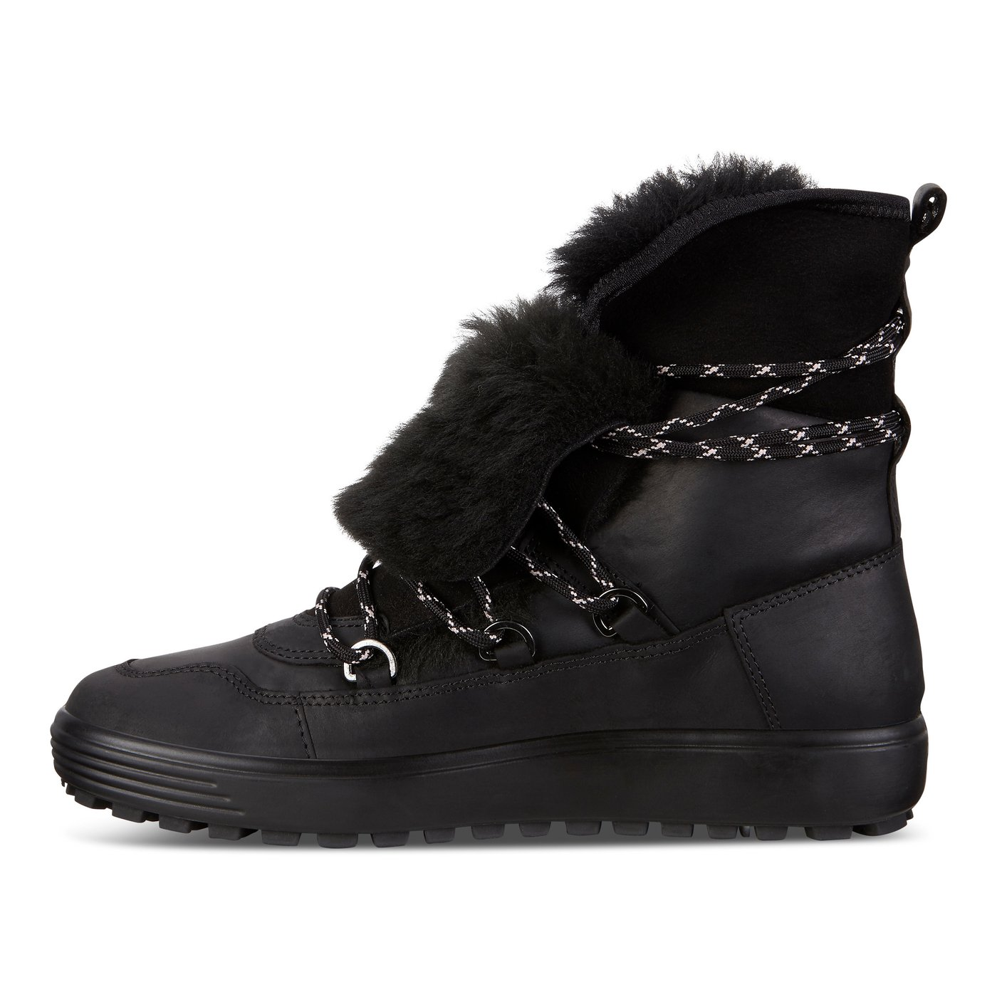 ECCO Womens Soft 7 TRED Mid