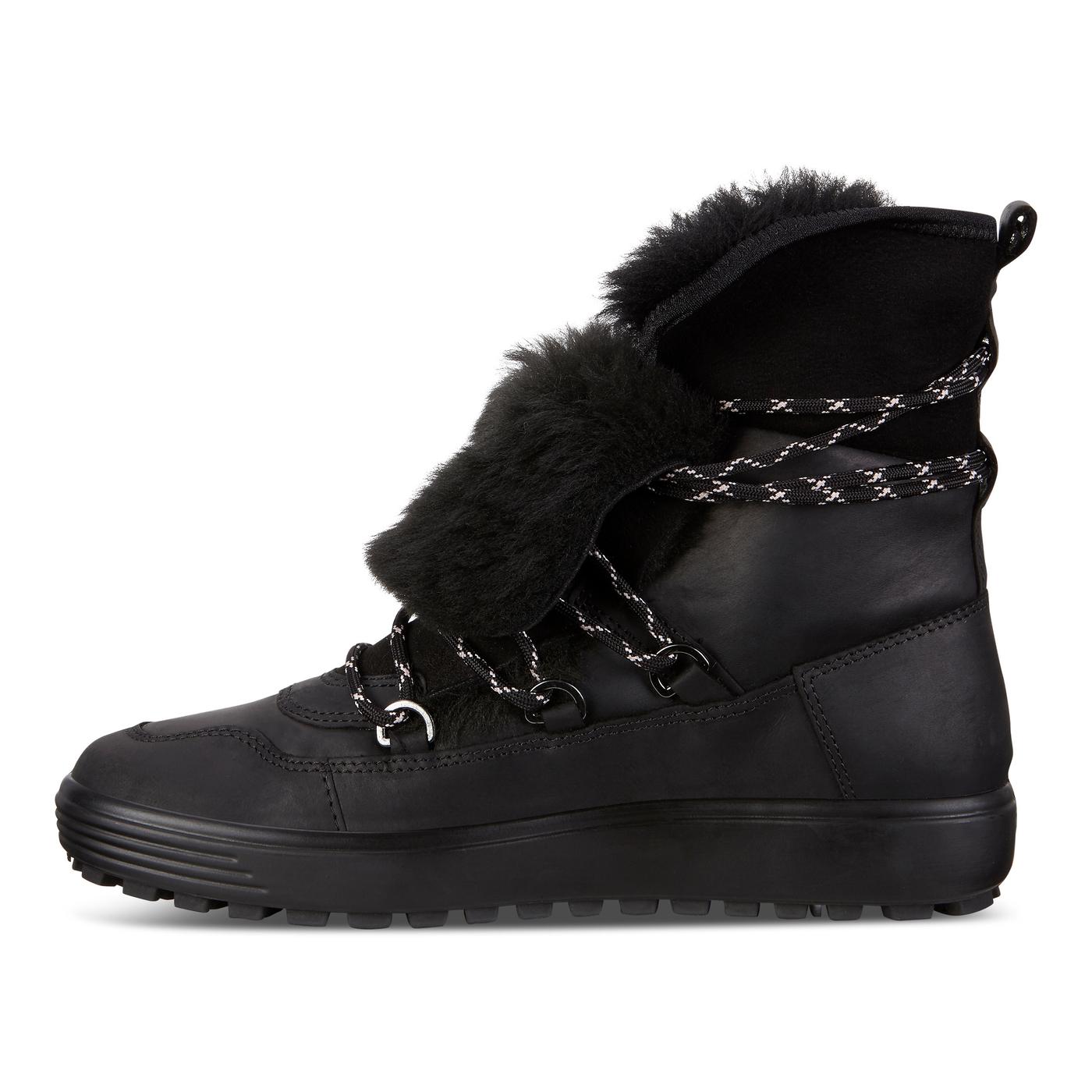 8268a70ebf ECCO Womens Soft 7 TRED Mid | Women's Shoes | ECCO® Shoes