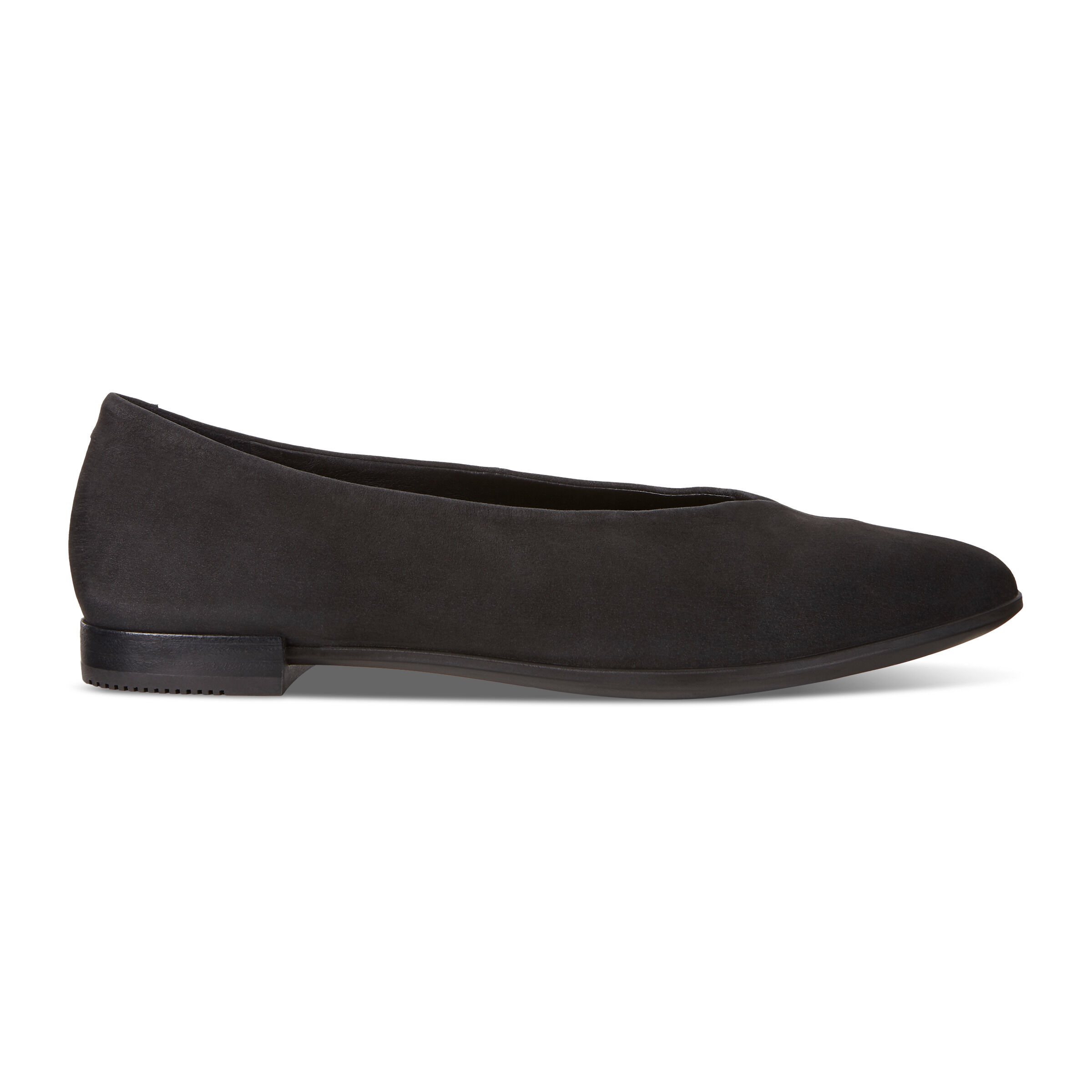 ECCO Shape Pointy Womens Ballerina