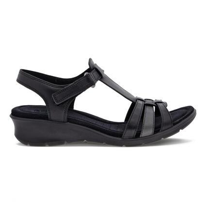 ECCO FINOLA Women's T-Bar Strap Sandals