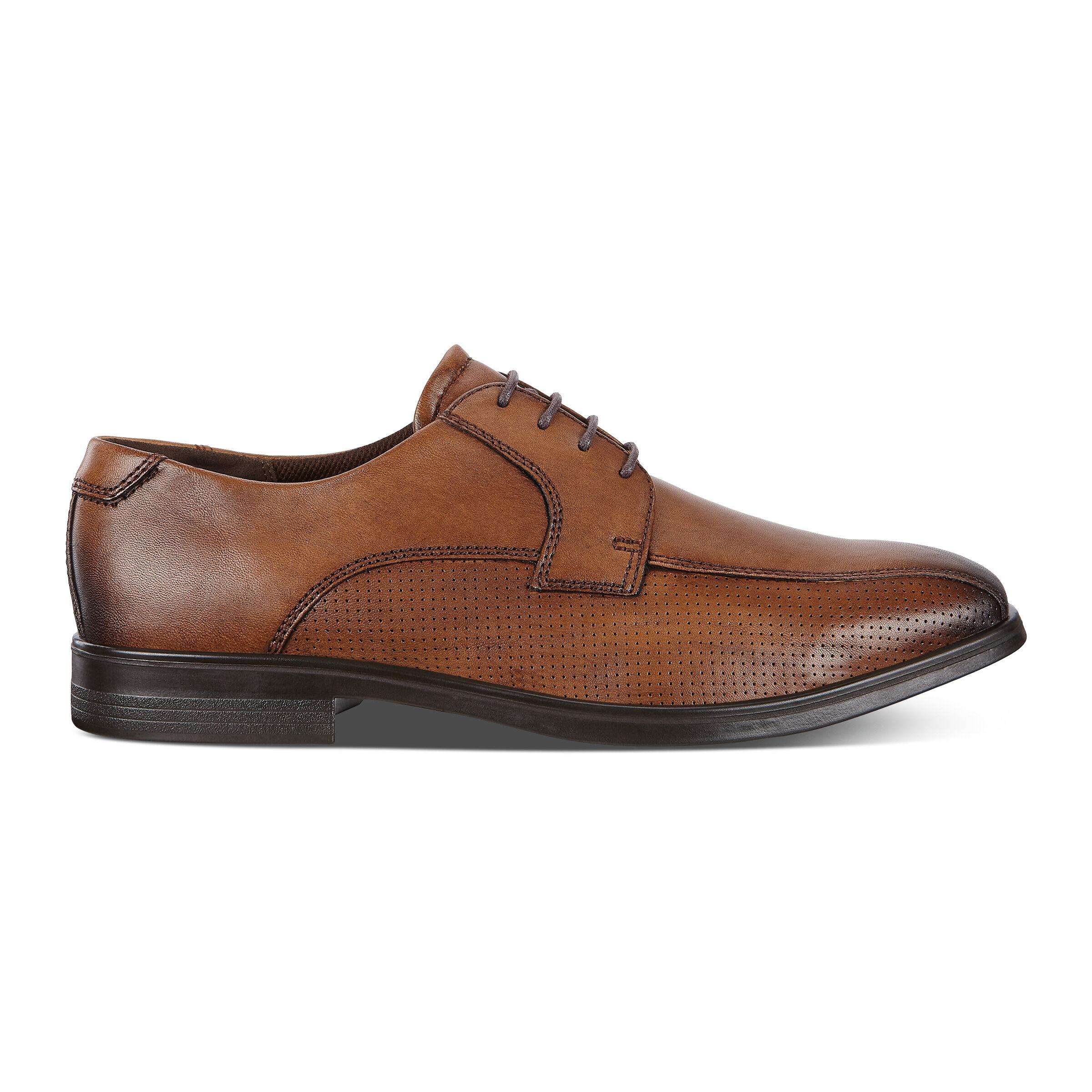 에코 맨 멜버른 슈즈 ECCO MELBOURNE Shoe,amber