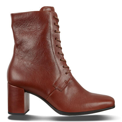 ECCO SHAPE 60 Women's SQUARED Lace-up Boot
