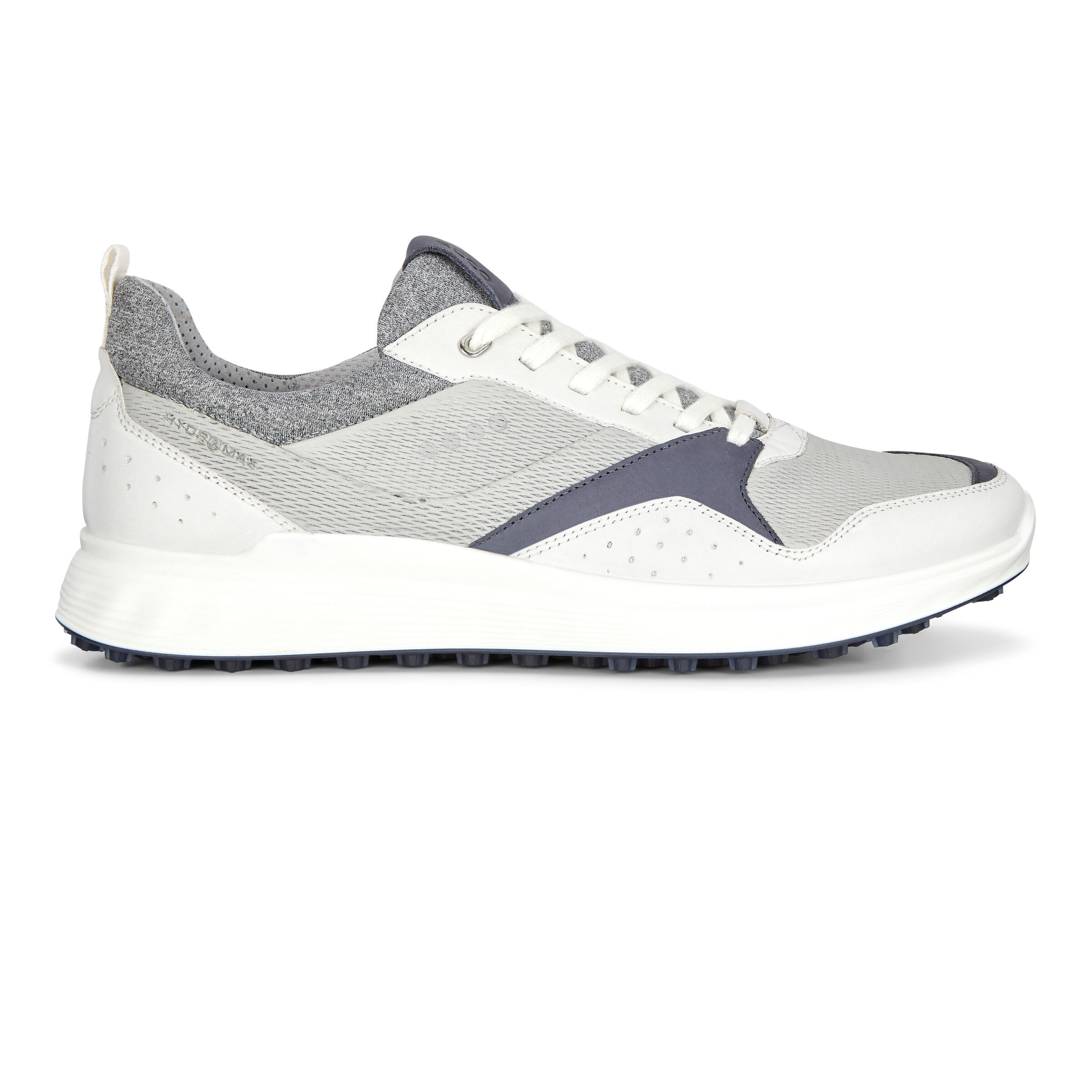 ECCO Mens Spikeless S-casual Golf Shoes