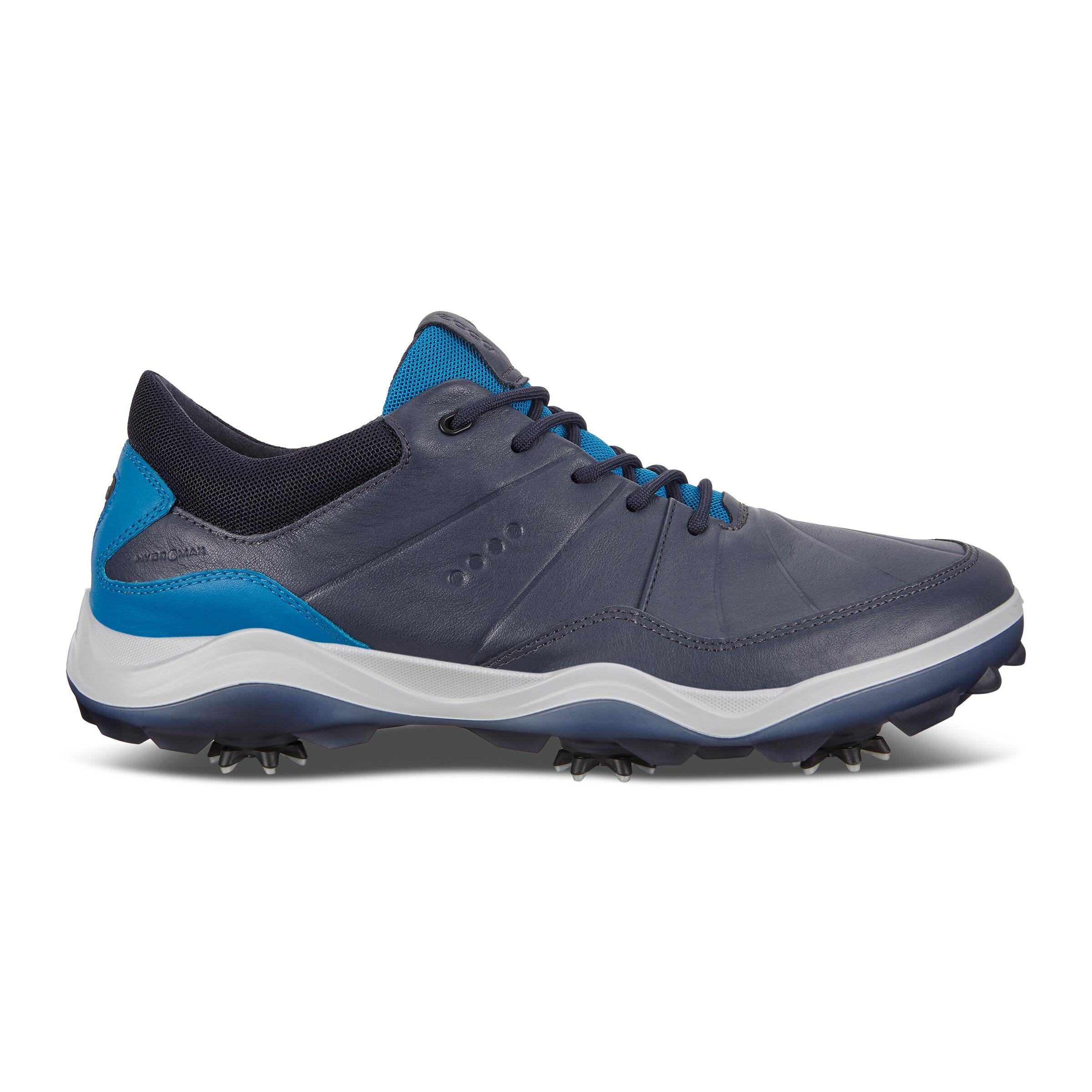 에코 맨 골프화 ECCO Mens Cleated Golf Strike Shoes,Ombre