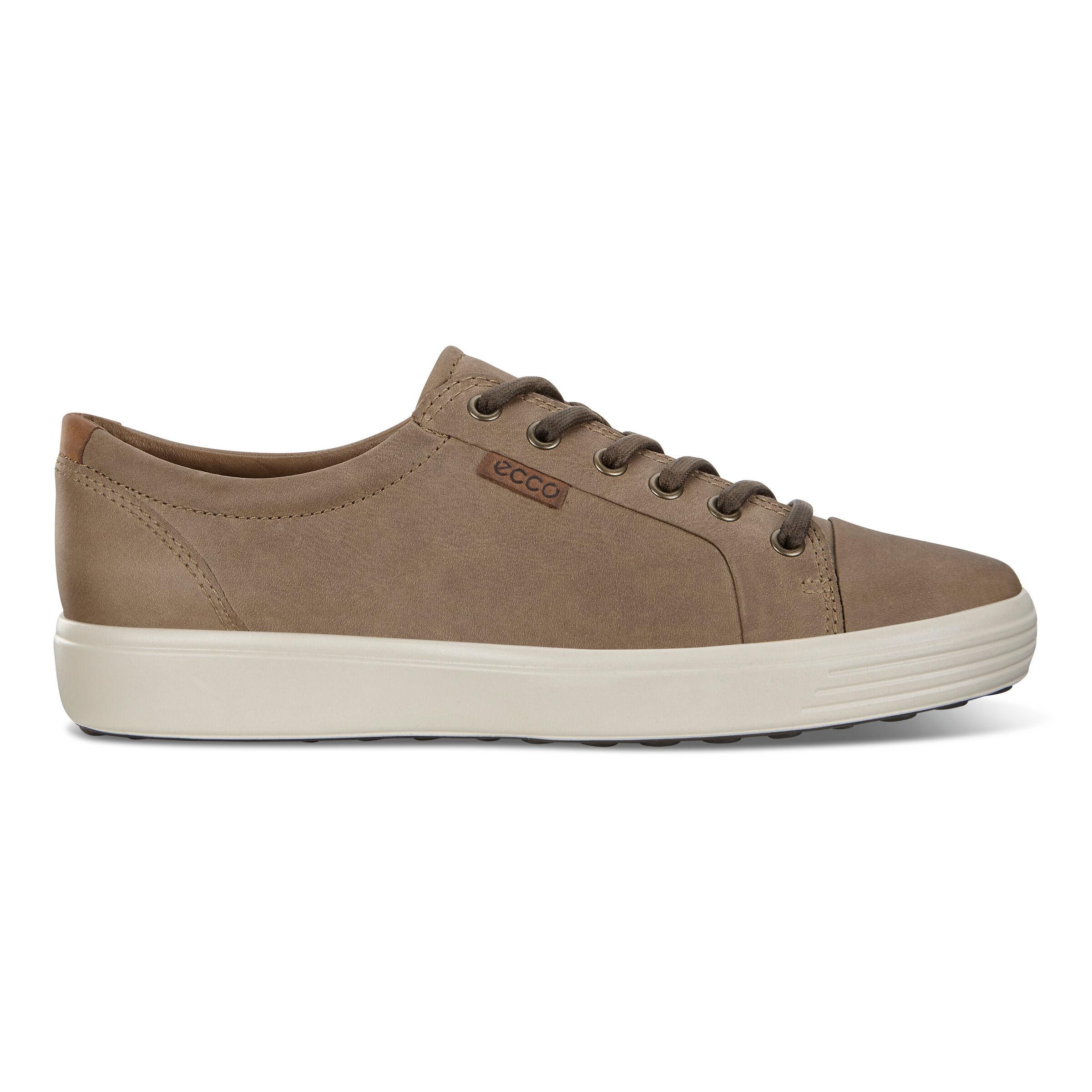 에코 ECCO Soft 7 Mens Sneakers,navajo brown