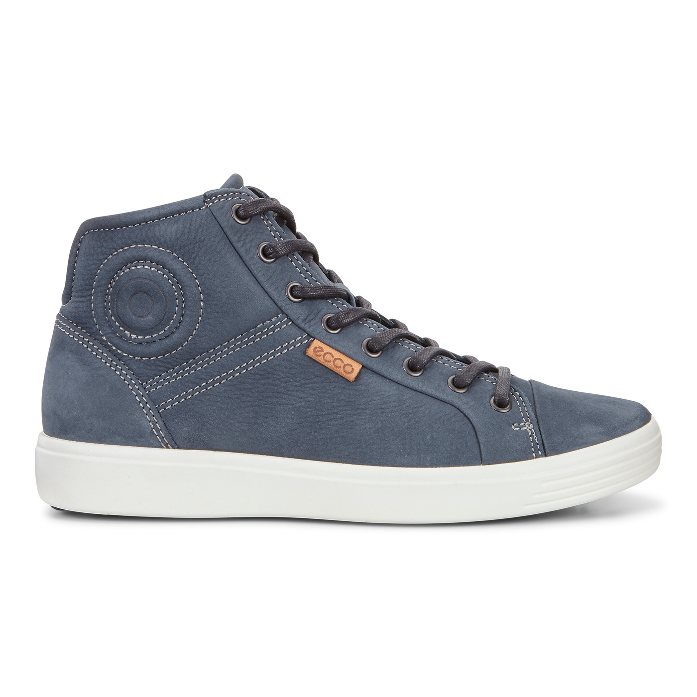 35e8882eb5 ECCO Men's Soft 7 High Top | Men's Casual Boots | ECCO® Shoes