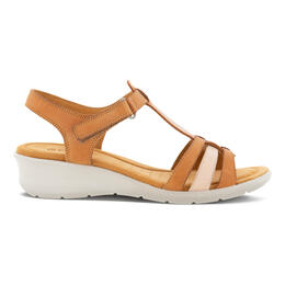 ECCO FINOLA Women's T-Bar Strap Sandals
