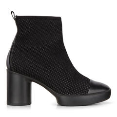 ECCO Shape Sculpted Motion 55 Knit Ankle Boots