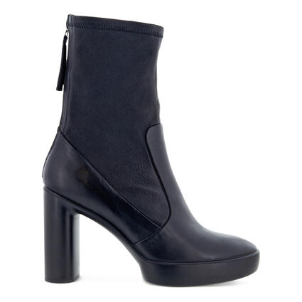 ECCO SHAPE SCULPTED MOTION 75 Women's Stretchy Mid-Cut Ankle Boot