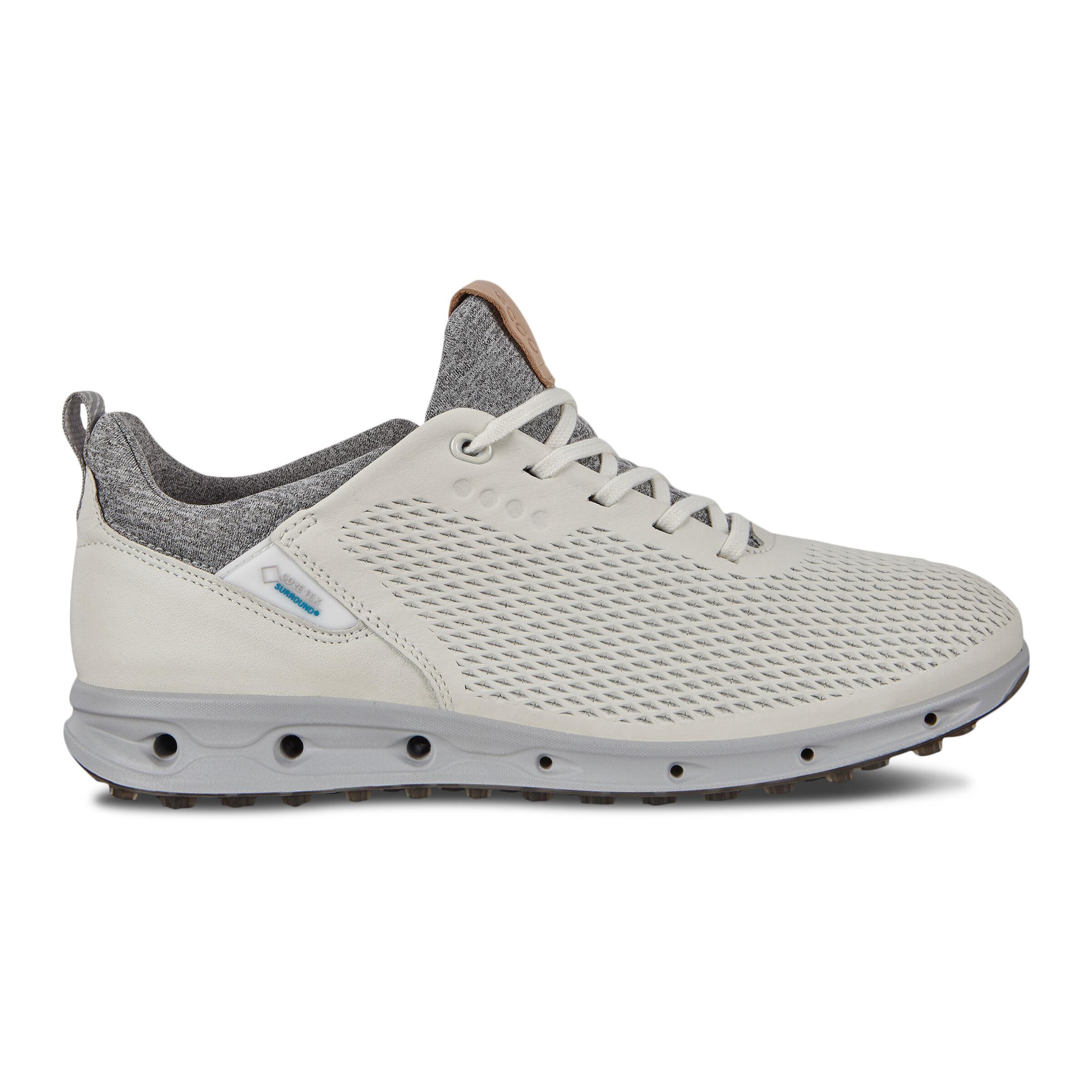 에코 쿨프로 여성 골프화 ECCO Womens Golf Cool Pro Shoes,WHITE