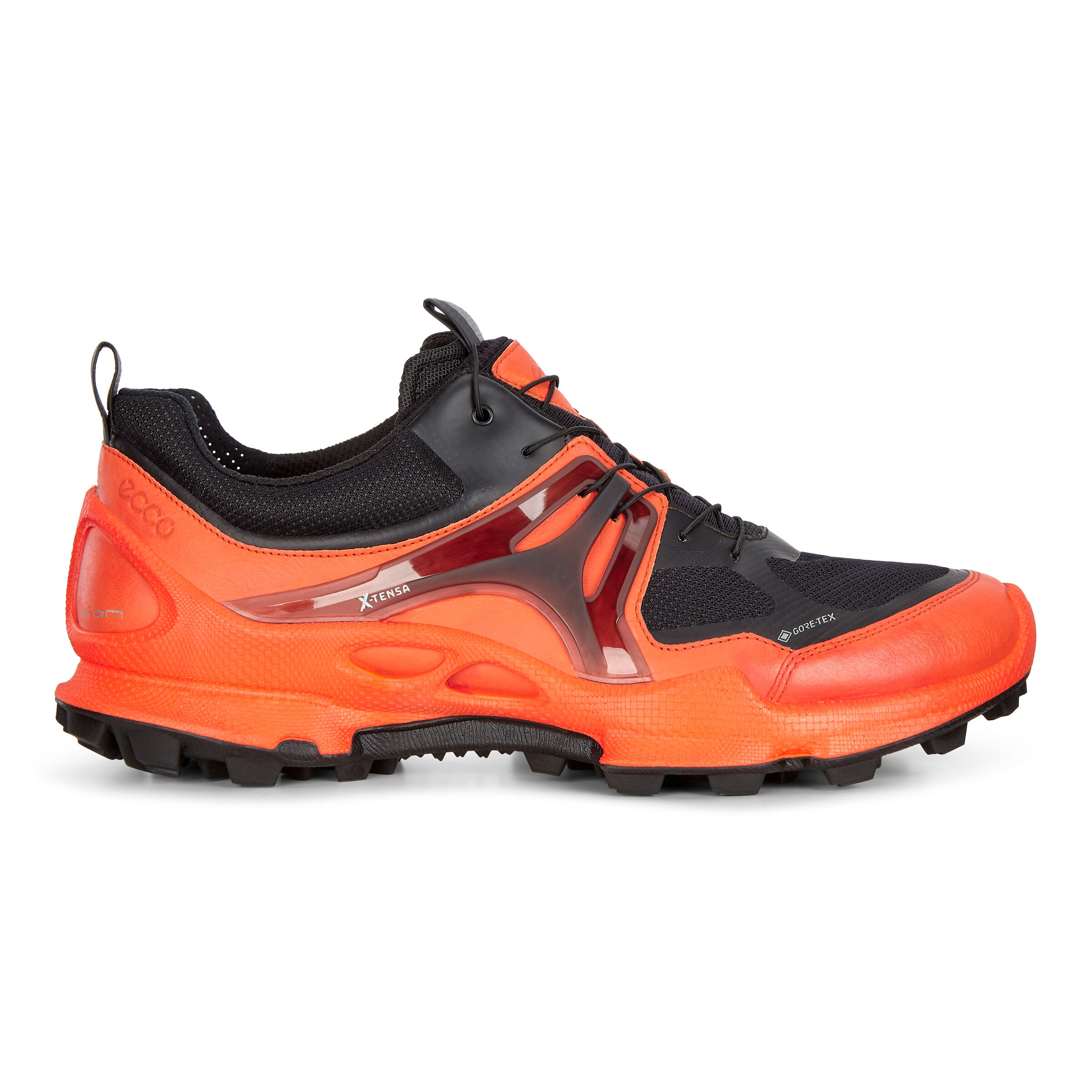 ECCO BIOM C-trail Mens Low GTX Shoes Sneakers Size 10/10.5 Fire