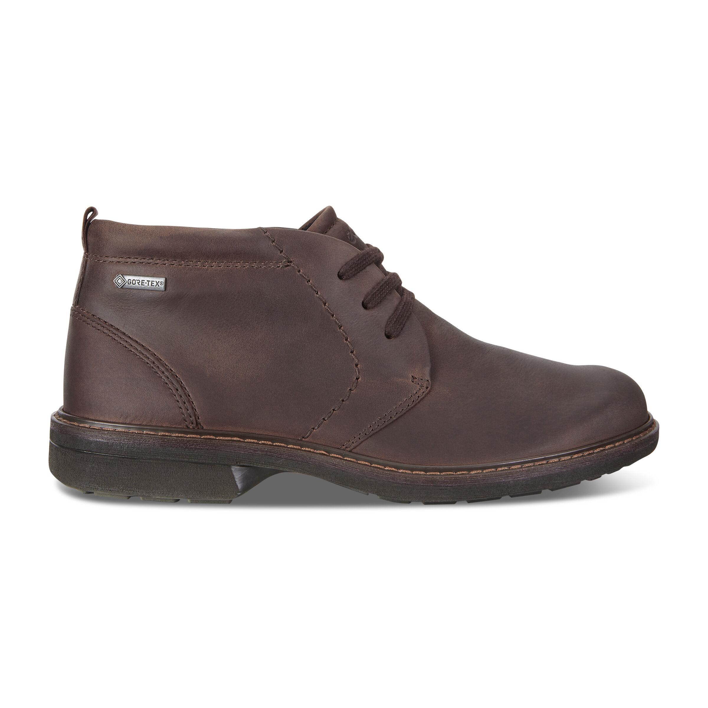 에코 ECCO TURN Mens Ankle Boot,cocoa brown