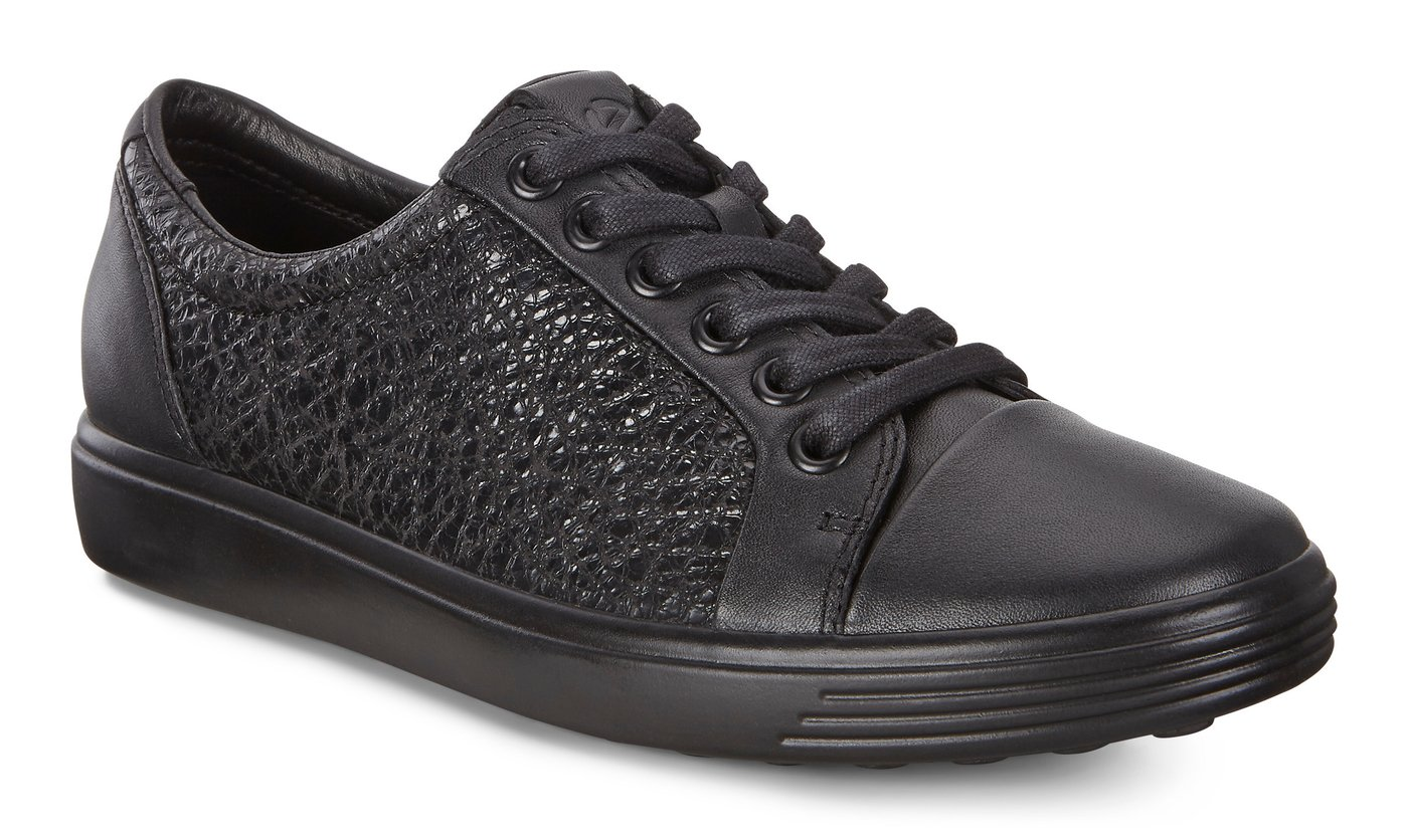 ECCO Womens Soft 7 Lace