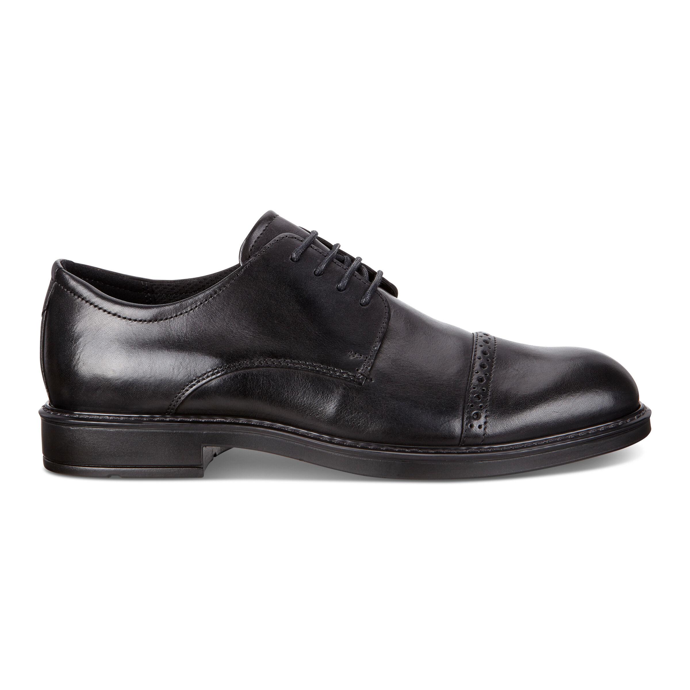 에코 맨 옥스포드 슈즈 ECCO VITRUS III Shoe,black