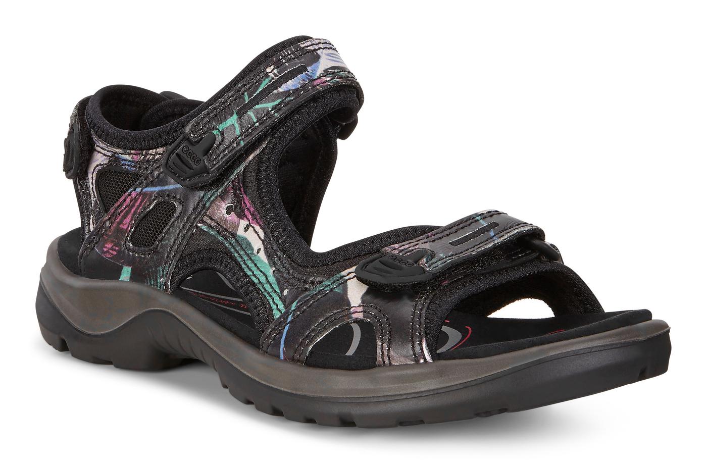 ECCO Womens Yucatan Sandal